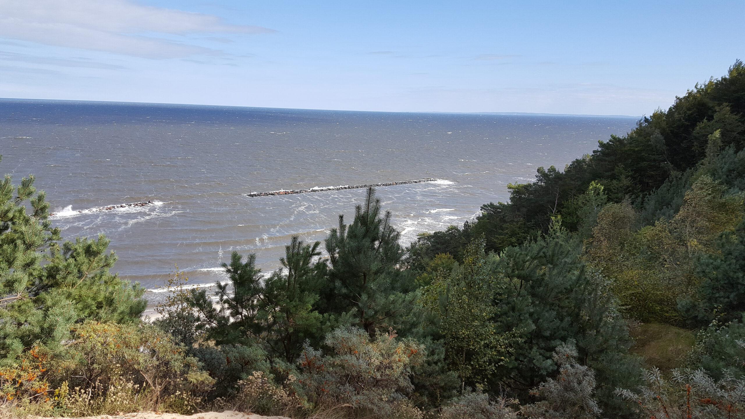 Blick vom Streckelsberg Koserow - Ostsee Urlaub Wanderwege Zempin Insel Usdeom Ausflusgziel