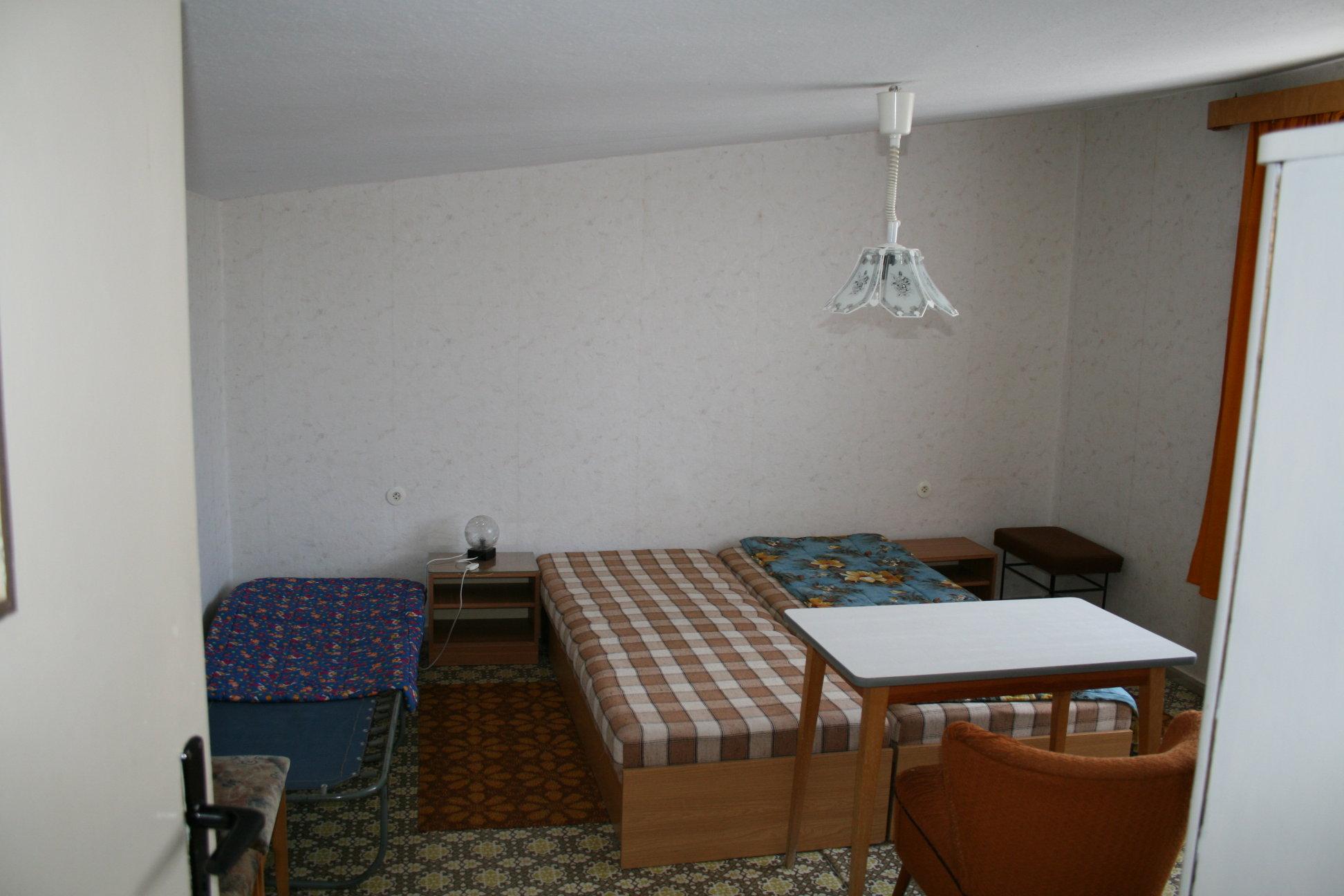Das heutige Schlafzimmer der FeWo II