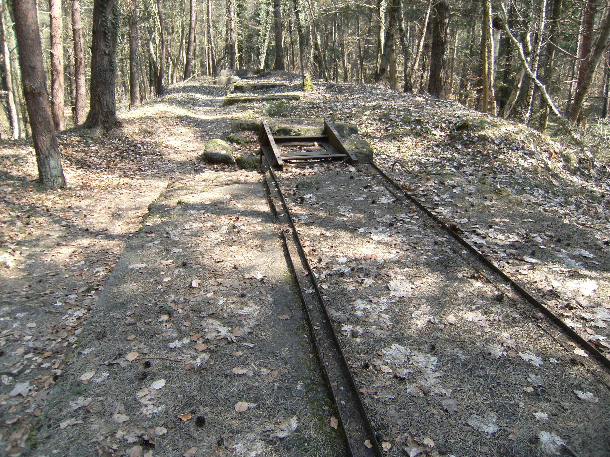 Zempin Reste V1-Rampe Insel Usedom Ausflugsziel Erholung Urlaub