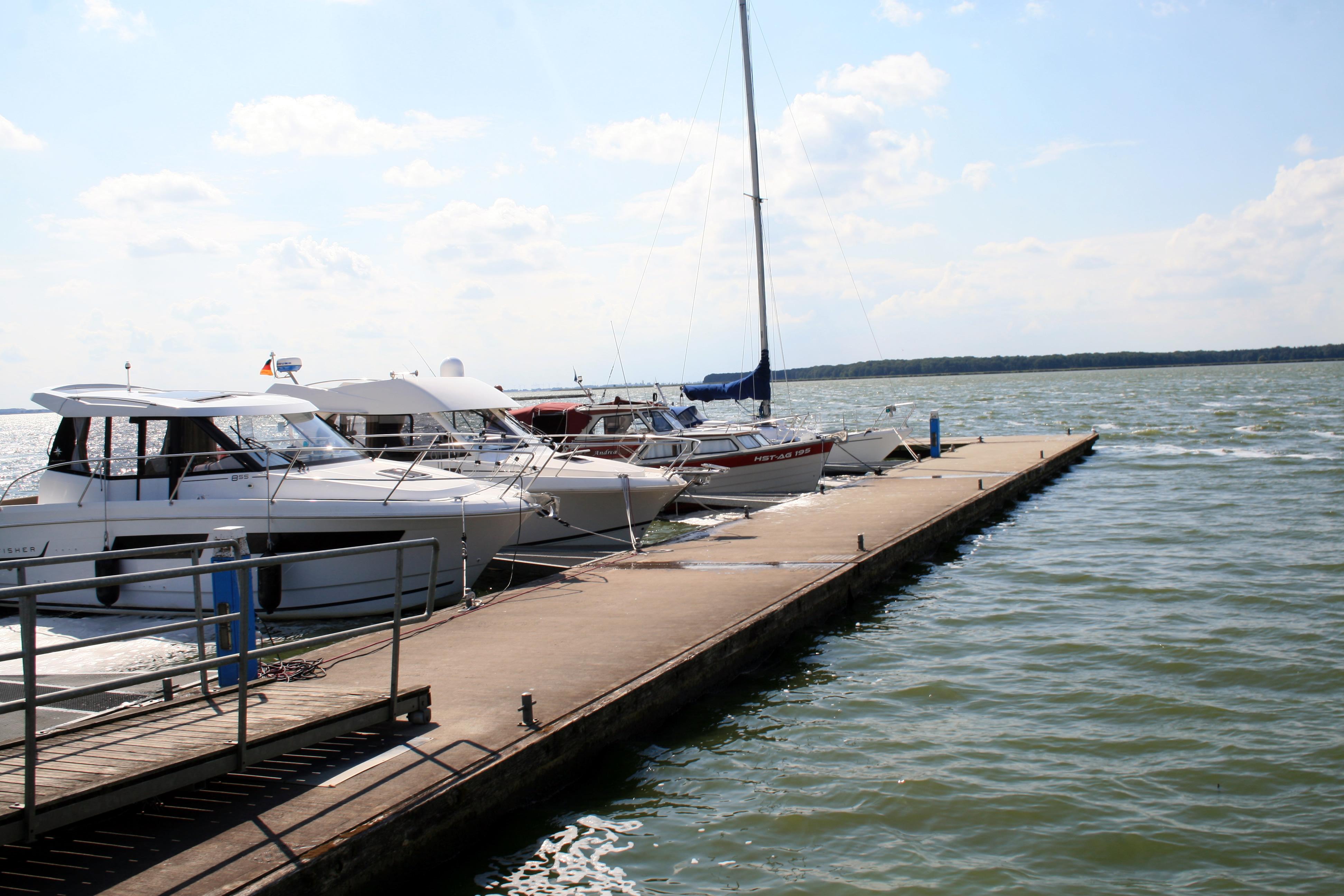 Hafen Rankwitz Ausflugsziel Usedom