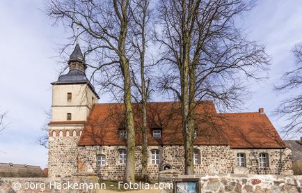 Kirche Benz Ausflugsziel Usedom