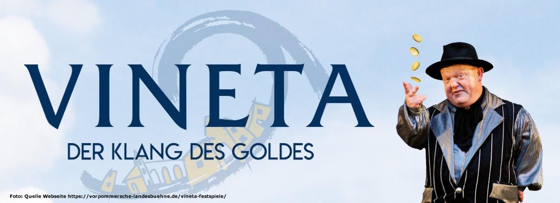 Veranstaltung Vineta Festspiele 2019